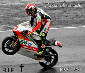 >>>R.I.P Marco Simoncelli WE ARE WITH YOU !<<<