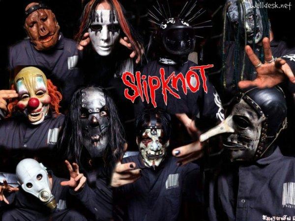 musique slipknot skyrock