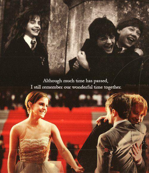 Harry Potter. <3