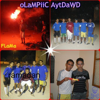 OLaMPiiC AyTDaWD