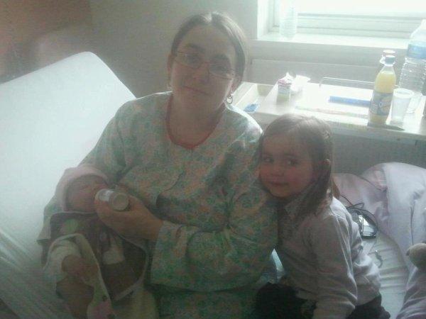 ma cousine avec ses fille