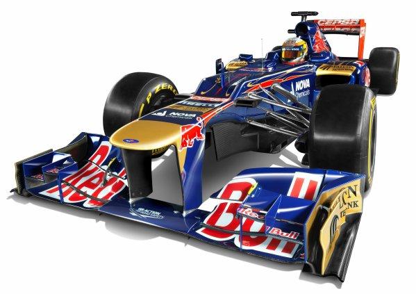 Scuderia Toro Roso / STR7