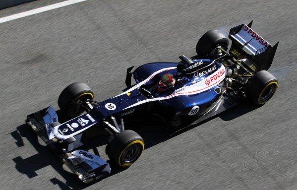 Williams-Renault F1 Team / FW34