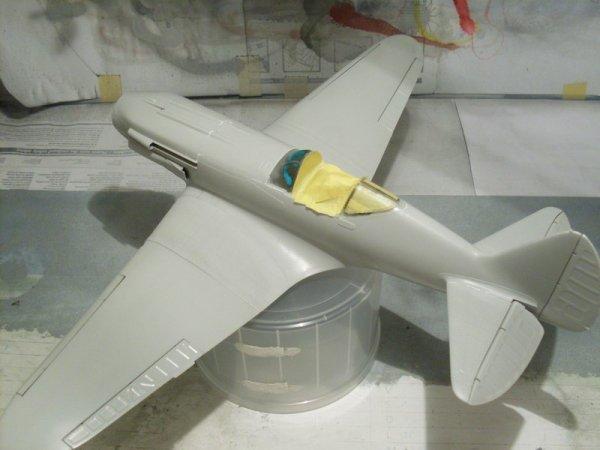 Mikoyan Gourevitch MiG-3 au 1/32