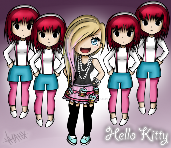 Avril Lavigne Mangas