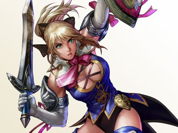 Soul Calibur girls