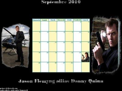 calendrier septembre 2010