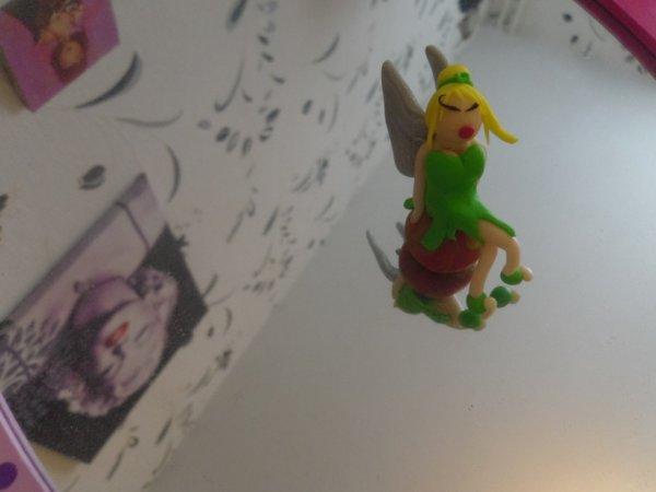 La plus jolie des fées:Clochette!
