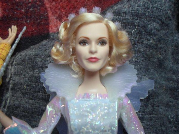 barbie fee cendrillon collector