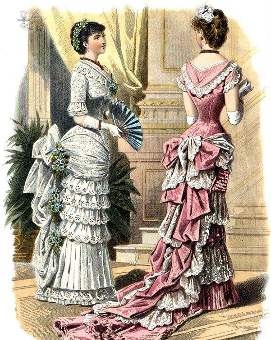 Ces dames Victorienne.