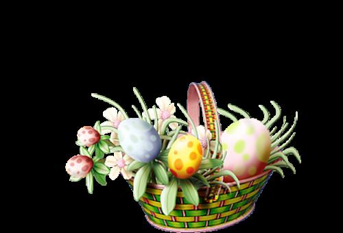 Les belles gourmandises de Pâques.