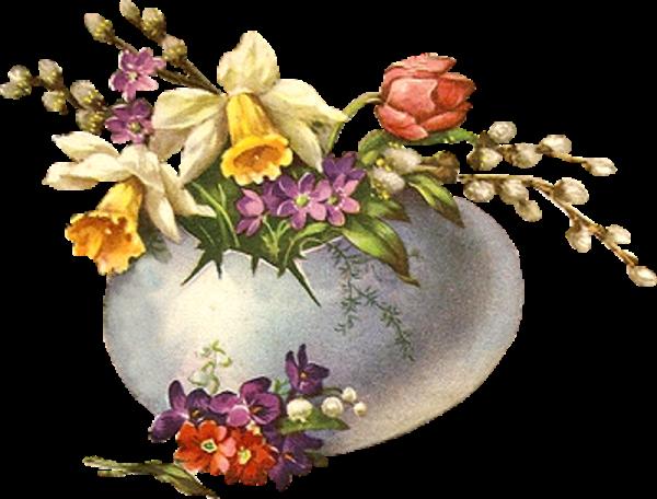 Doux printemps de Pâques.