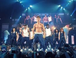 Qui à déja était à un des concerts de Justin ?