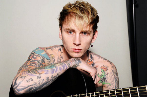 Citation N°19 - Machine Gun Kelly ♥.