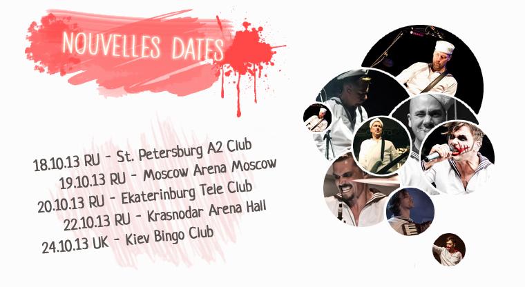 11 - Nouvelles dates