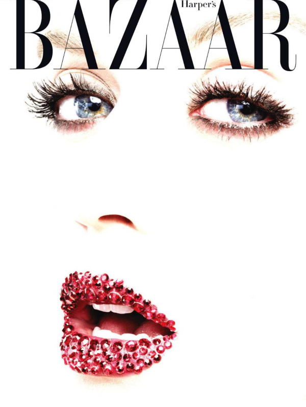 Katy Perry for  Harper's Bazaar ( December 2010 )