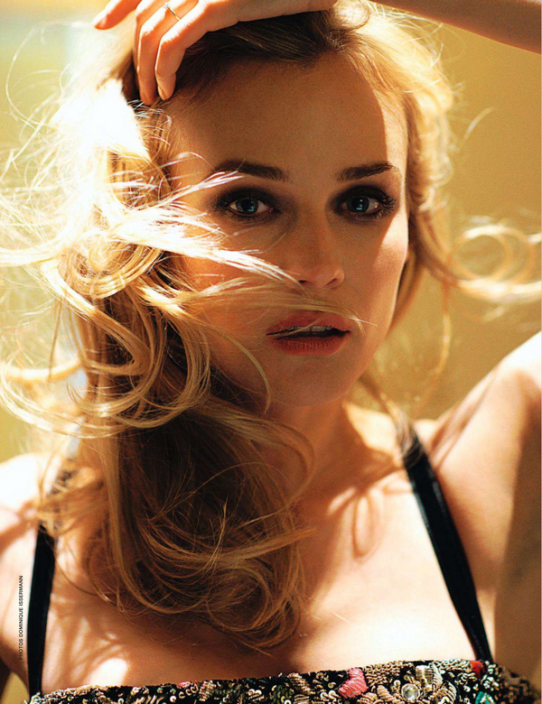 Diane Kruger for Madame Figaro ( February 2011 )
