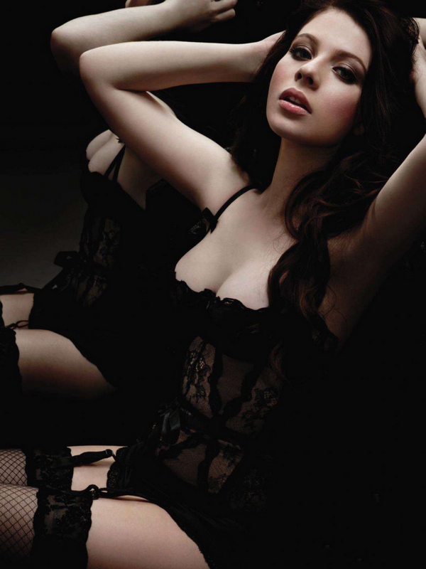 Michelle Trachtenberg for Maxim ( March 2011 )