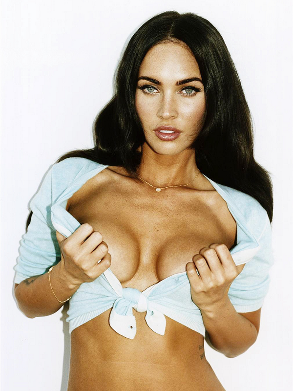 Megan Fox for GQ Magazine ( October 2008 )