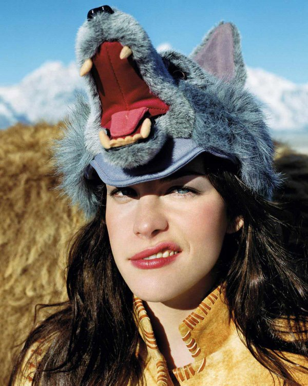 Liv Tyler for InStyle UK ( 2004 )