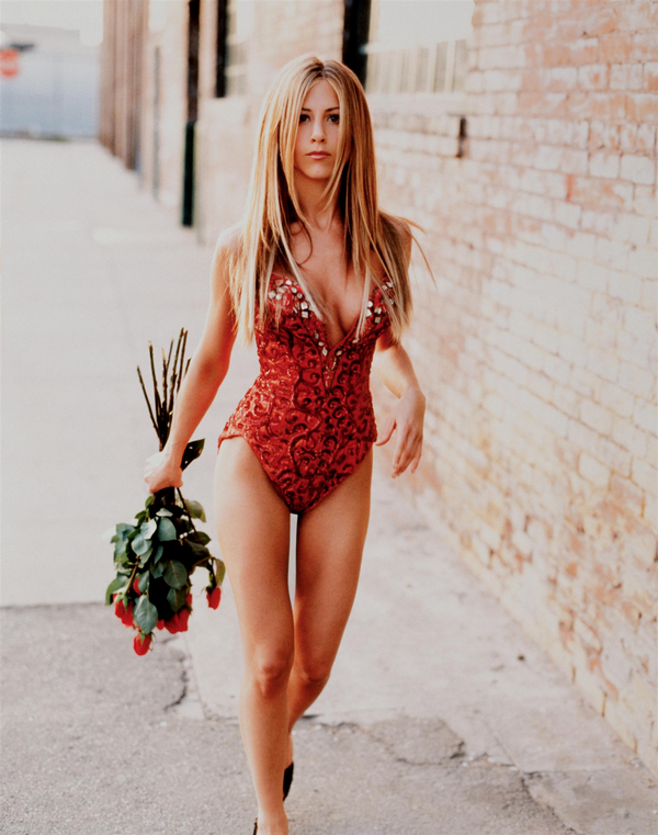Jennifer Aniston for Rolling Sotne ( 1999 )