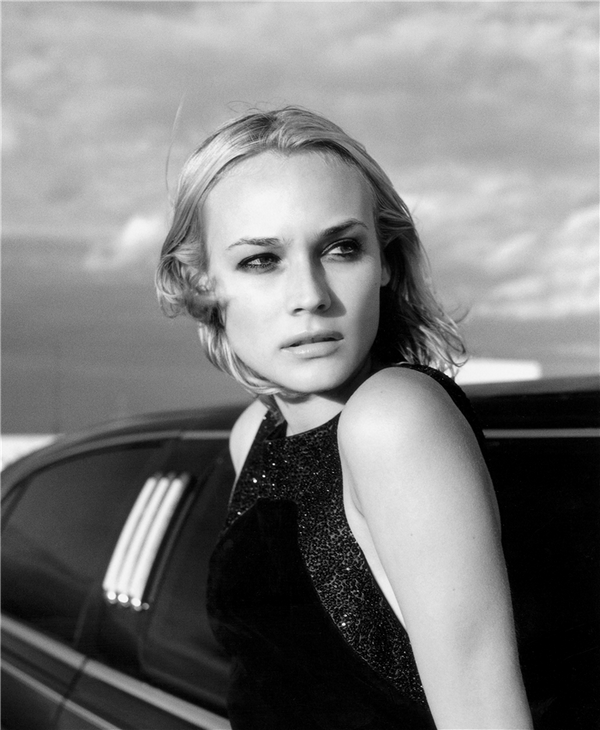 Diane Kruger for Madame Figaro ( 2000 )