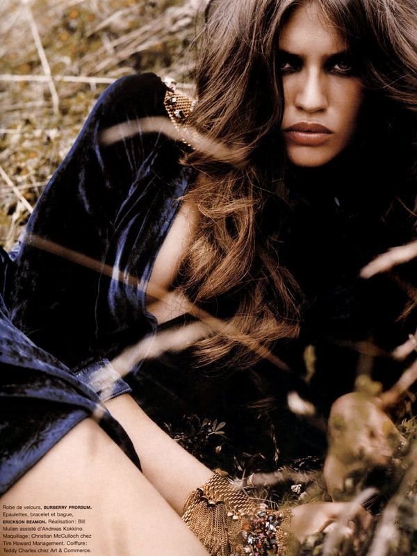 Bianca Balti for Numéro Magazine ( October 2005 )