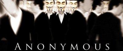 - Les Anonymous.