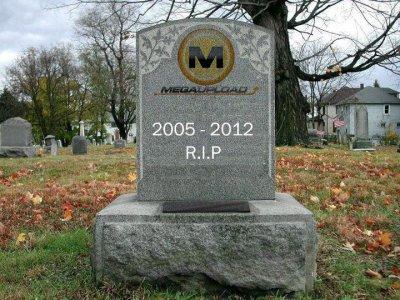 - Adieu Megaupload.