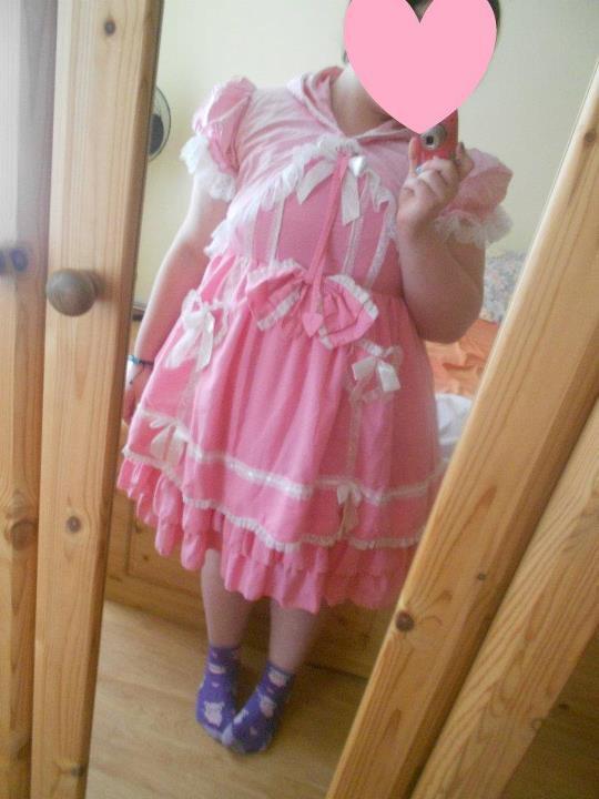 ma nouvelle robe lolita <3