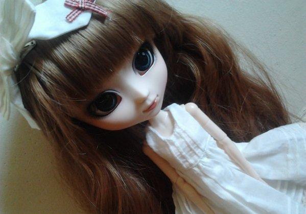 Ma deuxième doll.