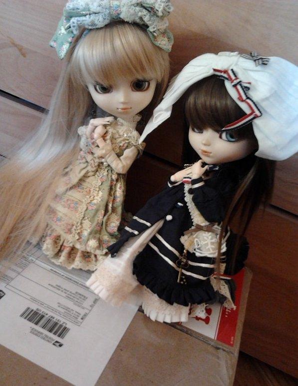 Ma troisième doll.