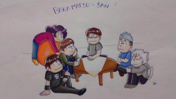 Bakamatsu-san °3°