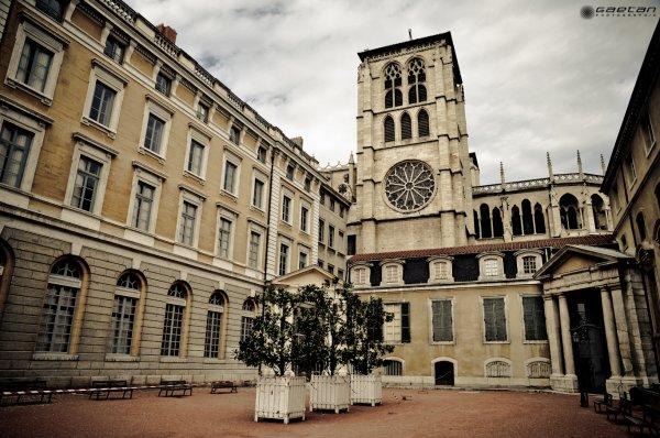 Cathédrale Saint-Jean - Lyon