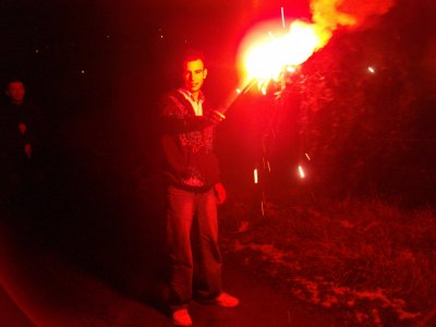 noel 2009 feux d artifisse
