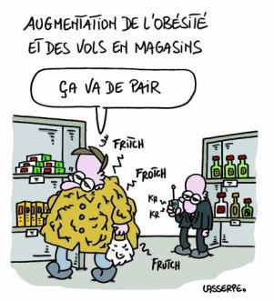 4,7 milliards d'euros de manque à gagner à cause des vols en magasin en France