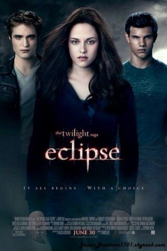 Vote pour Twilight; Eclipse ici.
