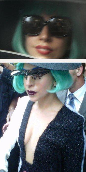 __Comment ne pas parler de Lady Gaga?