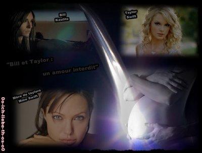 """""""Bill et Taylor : Un amour interdit"""""""