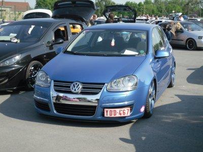 MEETING DE GAURAIN-RAMECROIX 01, 05, 2011