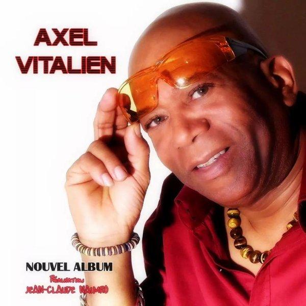 Axel Vitalien Nouvel Album Koulè Zouk Dirigé par Jean-Claude Naimro ( Groupe Kassav )
