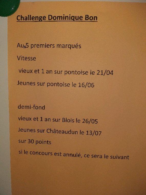 Info pour les amateurs de la mosaïque de lievin rappel : EN MÉMOIRE POUR NOTRE CAMARADE DOMINIQUE BON.