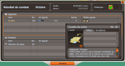 2eme poisson rare / Up Bijoutier 100 !!