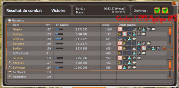 Naruto Shippuden 257 / Record xp MR