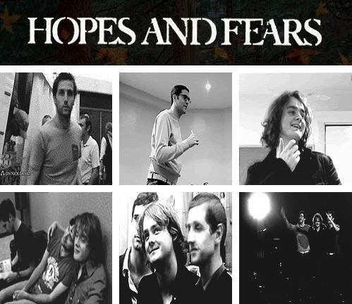 HOPES AND FEARS  ♫♫♫