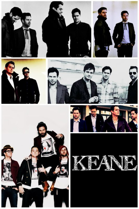 keane le groupe ♫♫♫