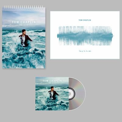 the  wave  l'album solo de Tom Chaplin ♫♫♫