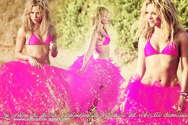 Shakira - Megan Nicole - Natalie Dormer - Keira Knightley - ViceVersa