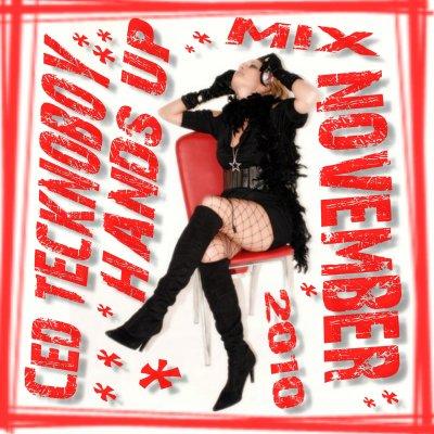 2010-11 Ced Tecknoboy - November 2010 Hands'up MiX