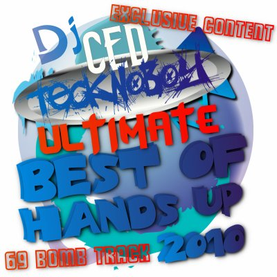 2010 Ced Tecknoboy - Hands'up Megamix !!